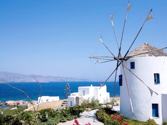 voyage grece mer