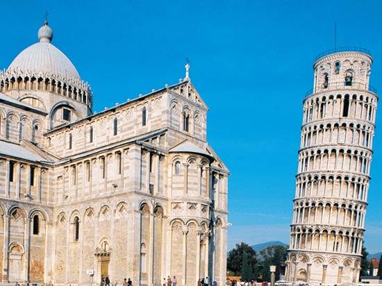 voyage italie pise toscane