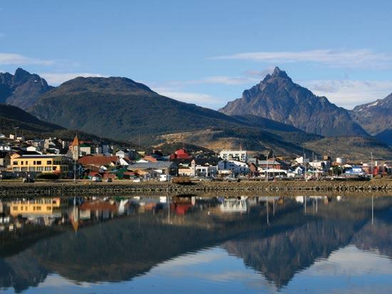 voyage argentine ushuaia