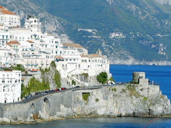 voyage italie mer
