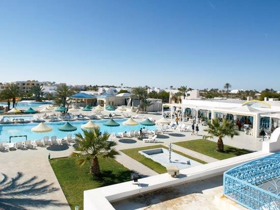 voyage tunisie hotel club magic life penelop