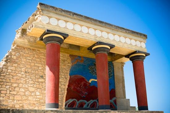 voyage grece crete
