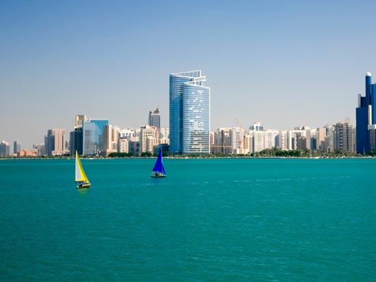 voyage emirats arabes unis mer
