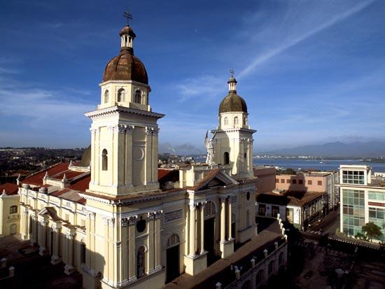 voyage cuba cathedrale santiago