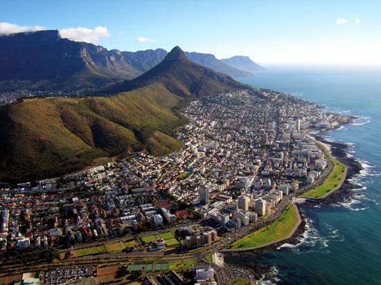 NT afrique du sud cape town