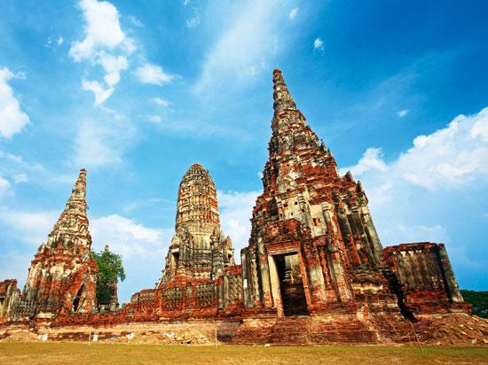 NT thailande ayuthaya fotolia