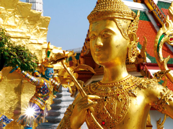 NT thailande wat phra keo istock