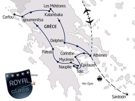 le grand tour de grece