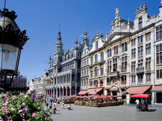 (Image) belgique bruxelles grand place  istock