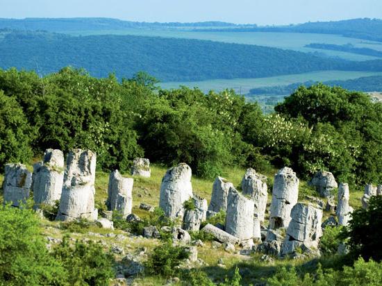 bulgarie pobiti kamani  istock
