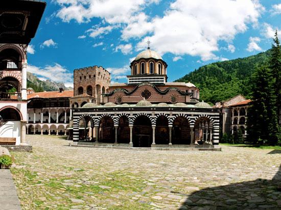 bulgarie rila monastere