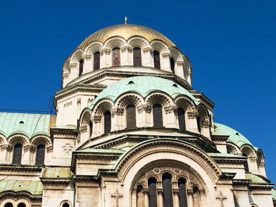 bulgarie sofia eglise alexandre nevski  fotolia
