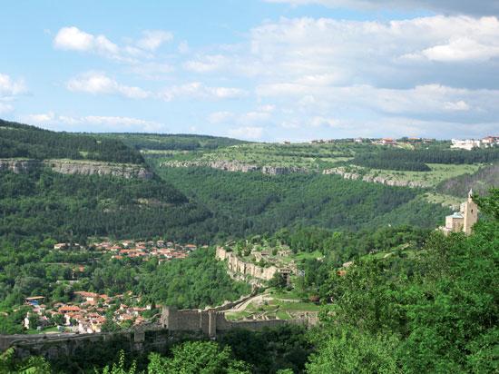 bulgarie veliko tarnovo