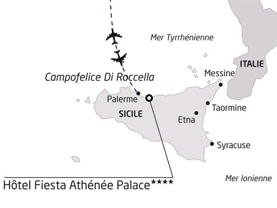 carte italie sicile hotel fiesta athenee palace 878246