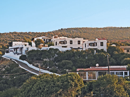 crete agios nikolaos hotel aldemar cretan village traditional