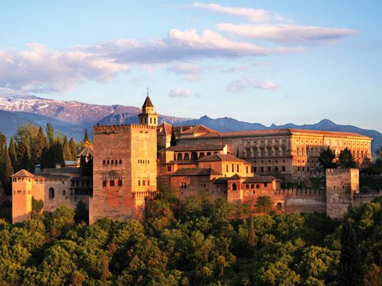 espagne andalousie grenade alhambra istock