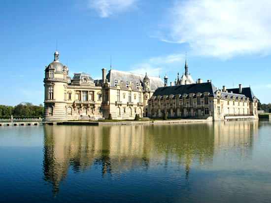 france chantilly  istock