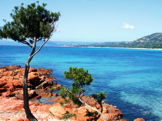 france corse mer