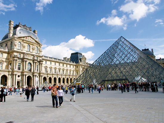 france paris louvre