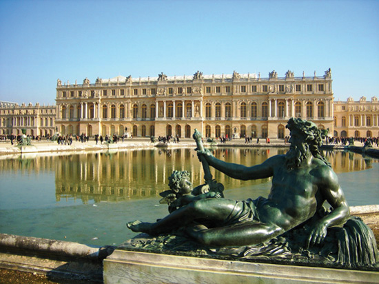 france paris versailles  fotolia