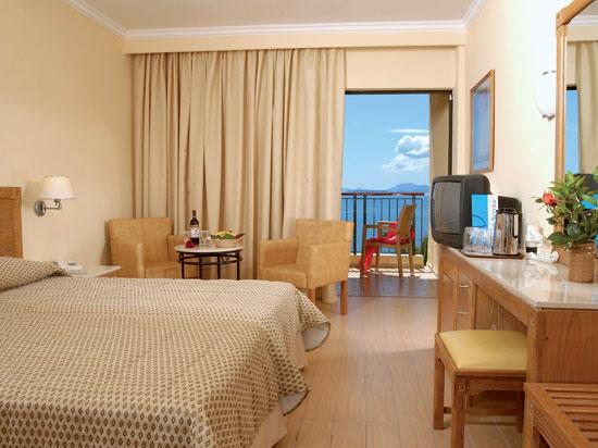 grece corfou hotel nissaki beach