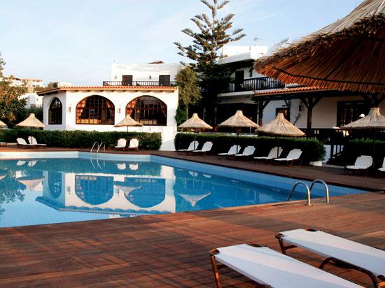 grece crete hotel hersonissos maris