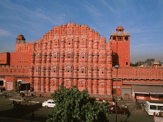 inde nord 2012 rajasthan jaipur wind palace