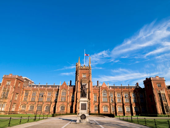 irlande belfast queens university