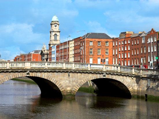 (Image) irlande dublin  istock