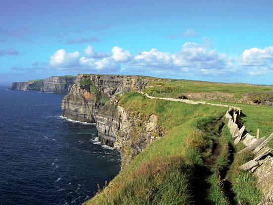 (Image) irlande falaises de moher 2012