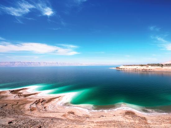 israel mer morte  istock