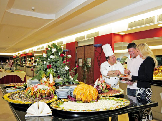 italie sicile hotel fiesta athenee palace