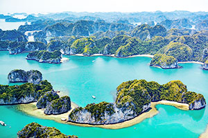 vietnam baie halon istock