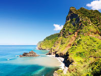 mini NT madere paysage mer  istock