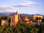 mini espagne andalousie grenade alhambra istock