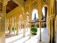 mini espagne grenade alhambra  fotolia