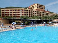 mini grece corfou hotel nissaki beach