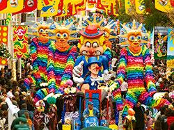 mini portugal carnaval loule