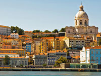 mini portugal lisbonne vue panoramique  istock