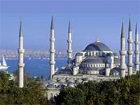 turquie 2012 istanbul mosquee bleue