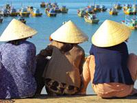 mini vietnam femmes de marins  istock