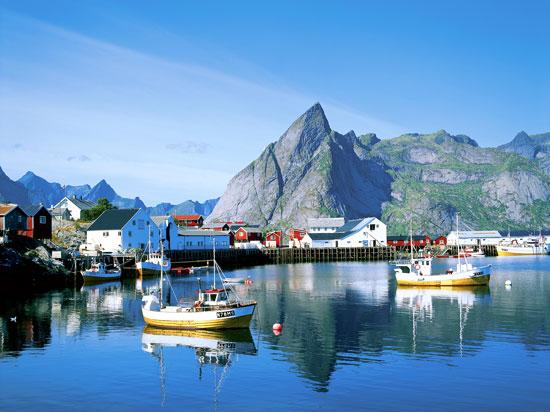 norvege lysefjord  fotolia