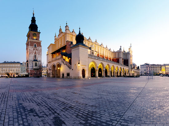 pologne cracovie  fotolia