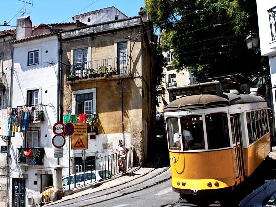 portugal lisbonne alfama