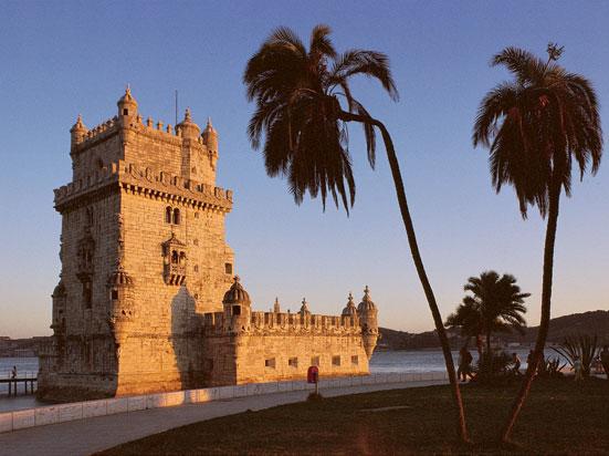 portugal lisbonne la tour de belem