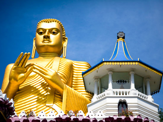 sri lanka temple  istock