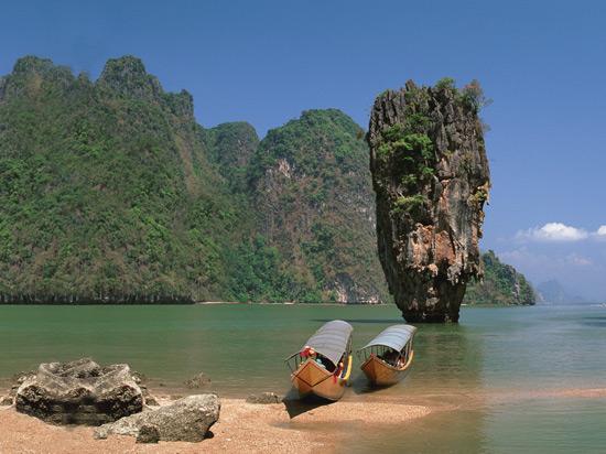 thailande phang nga