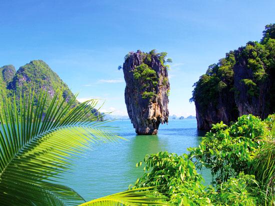 thailande phuket ko phanak  fotolia