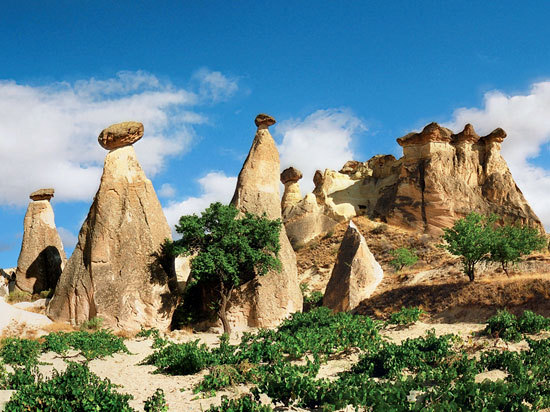 turquie 2012 cappadoce  istock
